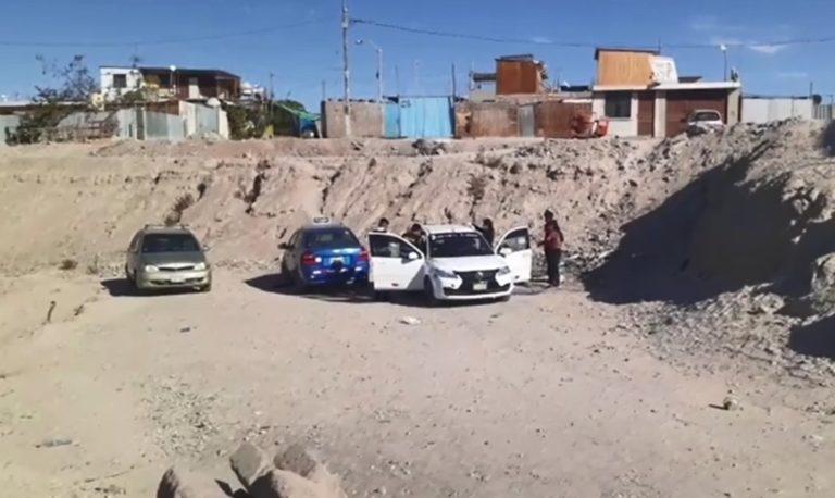 Ladrones sustraen dinero de vehículo en el C.P. San Antonio