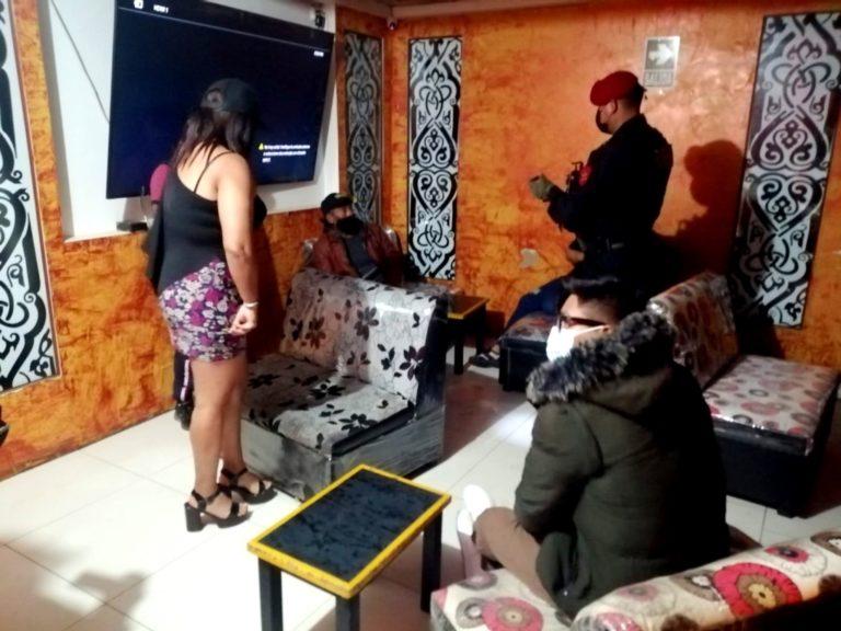 Ilo: Al menos 30 personas intervenidas en una fiesta clandestina en «El Pancho»