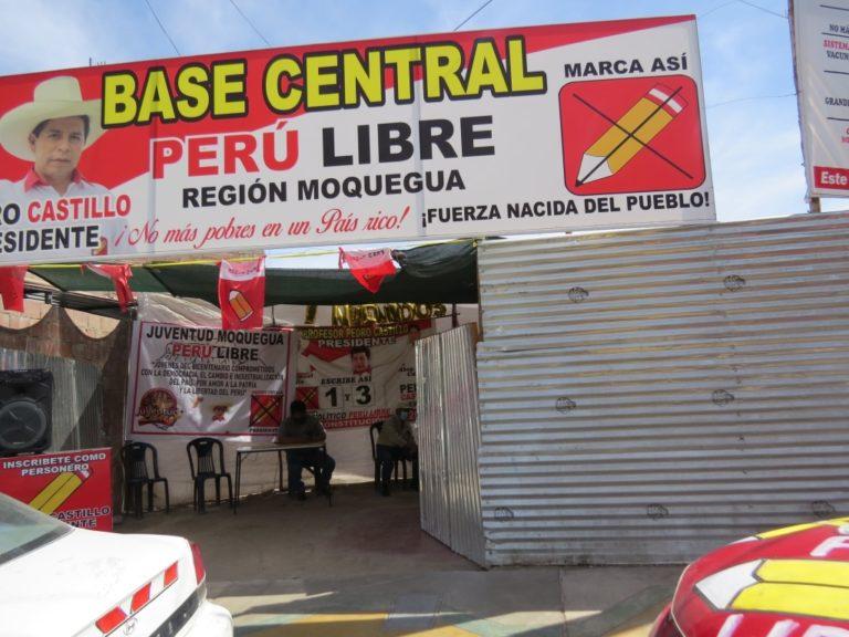 Exhortan a partidos políticos que están restringidas las movilizaciones