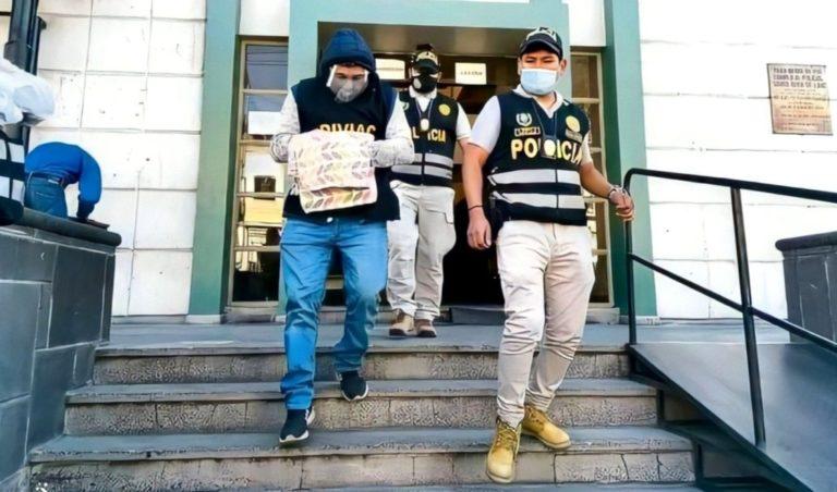 Arequipa: juez dicta prisión para pseudo médico que decía tener influencias para ubicar camas UCI's