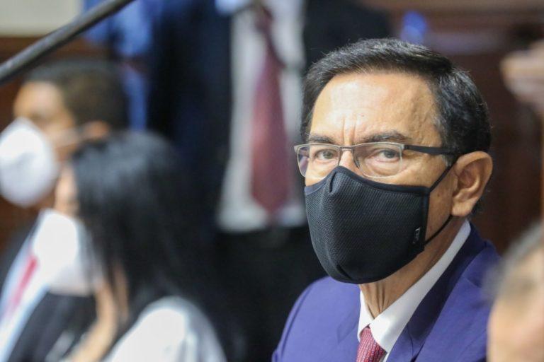 Subcomisión aprueba informe de denuncia constitucional contra Martín Vizcarra