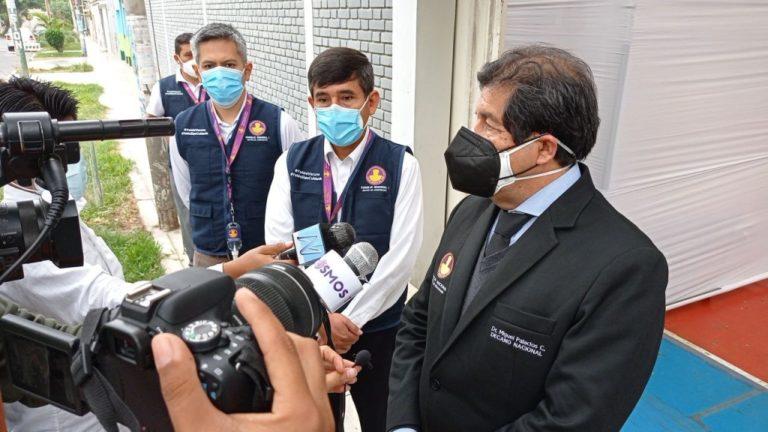 Colegio Médico del Perú: Tercera Ola Covid ya inició y Arequipa es el epicentro