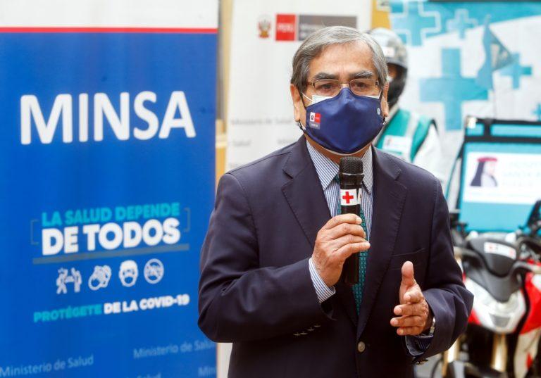 Ministro de Salud asegura que contagios y decesos se están estabilizando en Arequipa