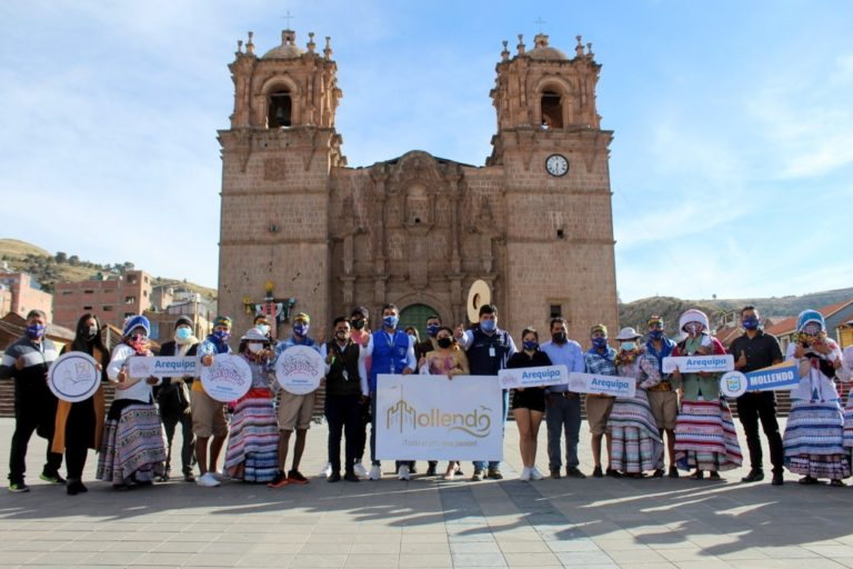 "Campaña ""Arequipa te espera"" se desarrolla conforme lo previsto"