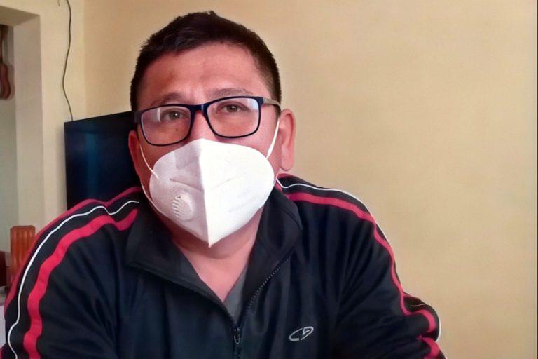 Brigada de apoyo a pacientes Covid de Punta de Bombón requiere balones de oxígeno