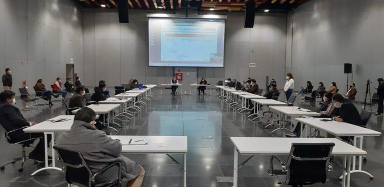 Delegación de Sociedad Civil y Autoridades retornaron tras tres días en Lima