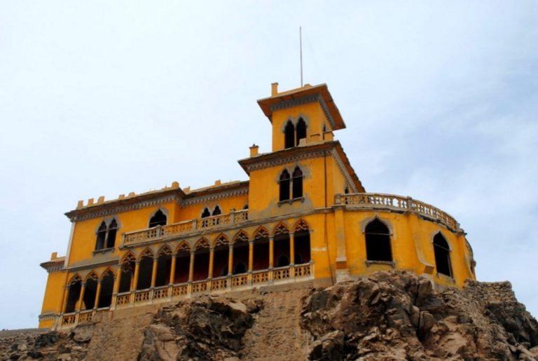 Mollendo: Realizarán convocatoria para elaboración del expediente de restauración del castillo Forga