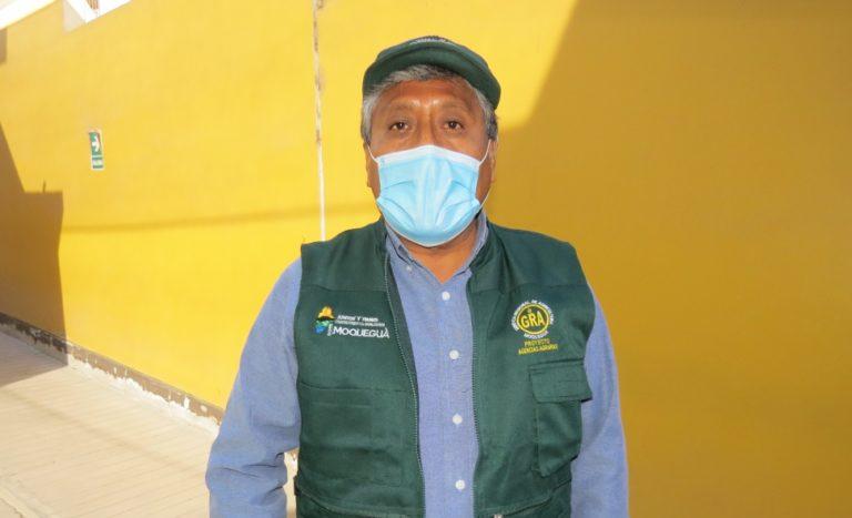 Gerente regional de Agricultura pide a mineras brinden aporte importante a agricultores