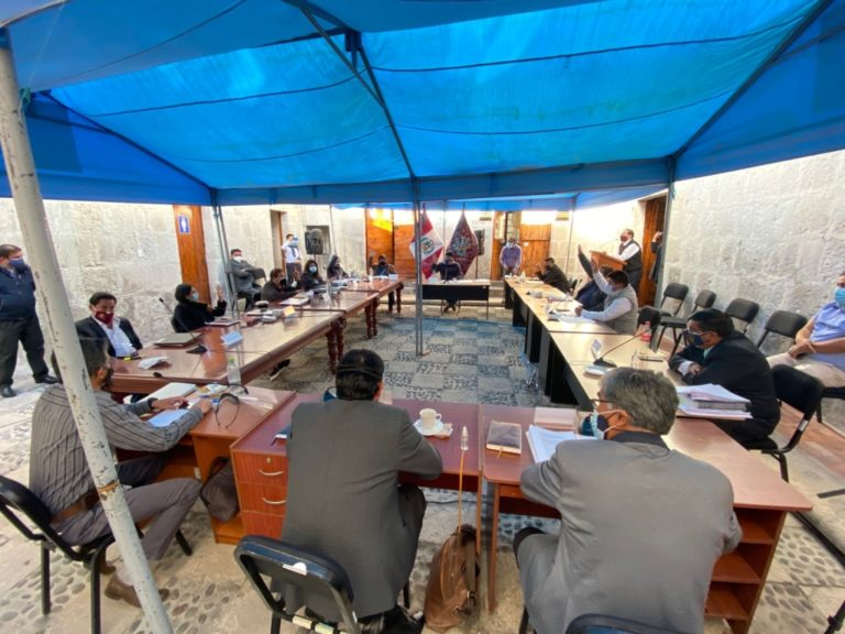 Darán S/ 168 millones en el presupuesto institucional del GORE Arequipa para garantizar continuidad del proyecto Majes Siguas II