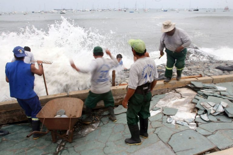 Realizarán Simulacro Familiar de Sismo y Tsunami este 29 de junio