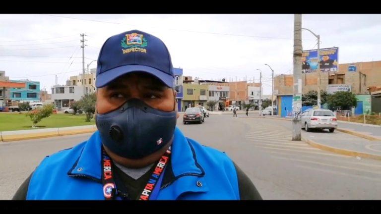 Ilo: Comprueban que población no usa protector facial en unidades de transporte público