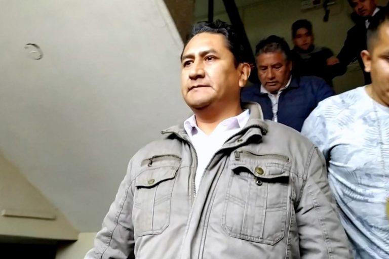 Fiscalía señala a Vladimir Cerrón como presunto cabecilla de organización criminal 'Los Dinámicos del Centro'