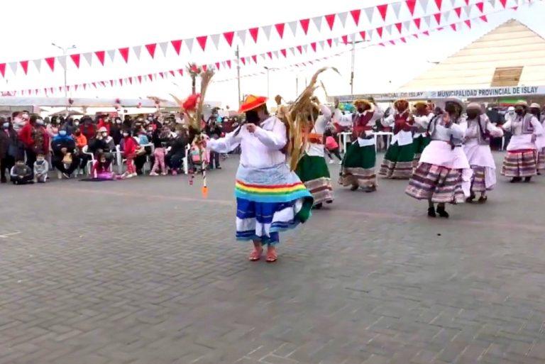 Con éxito se realizó la jornada deportiva, cultural y gastronómica en Mollendo
