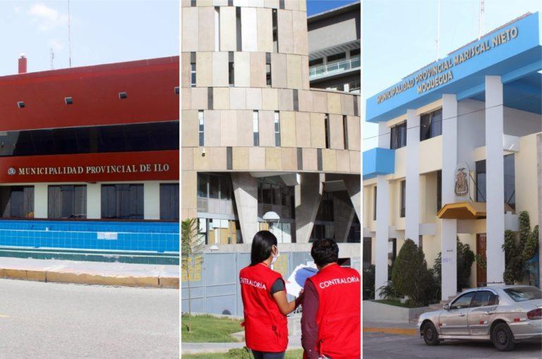 Detectan perjuicio superior a S/ 1 millón por bonos y compras públicas irregulares en Moquegua e Ilo