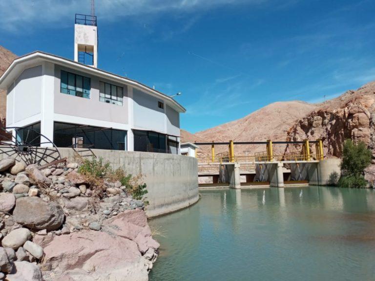 Moquegua: Recomiendan mantenimiento a compuertas hidráulicas que regulan agua para consumo agrícola y poblacional