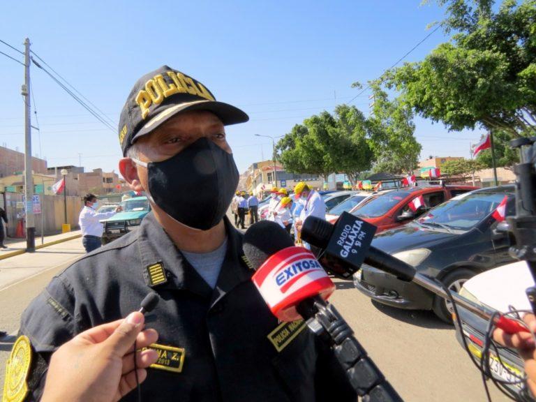 Cuatro patrulleros PNP están siendo reparados en Arequipa