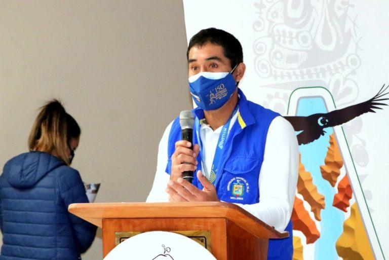 Alcalde Rivera pide a Pedro Castillo solución a contaminación hídrica de Islay