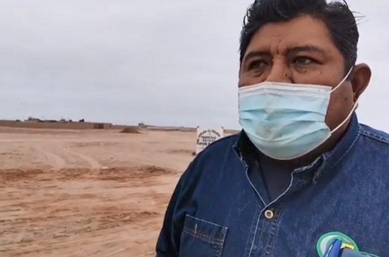 Ilo: Vecinos de Santa Rosa denuncian que asociación compró terrenos y obstruyen avenida