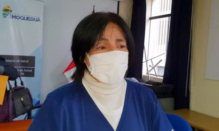 Directora de la Red de Salud Ilo gestiona para acelerar la vacunación