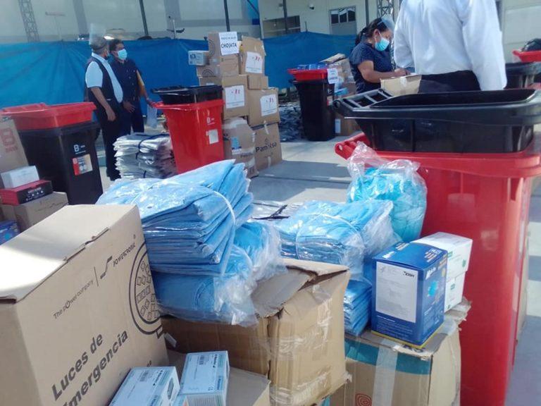 Moquegua: Después de 6 meses distribuyen donación de la Cooperación Peruano Japonesa