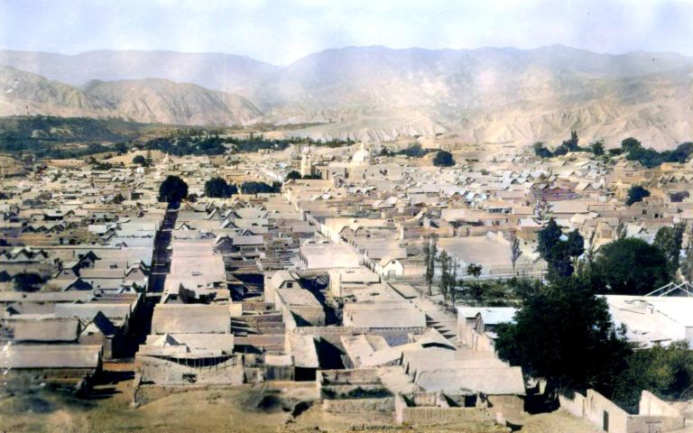 La independencia en Moquegua