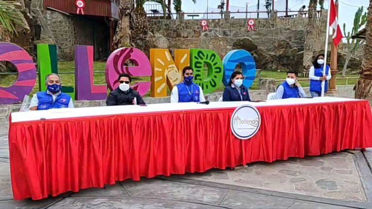 Municipio de Provincial Islay presenta programa de actividades por el Bicentenario