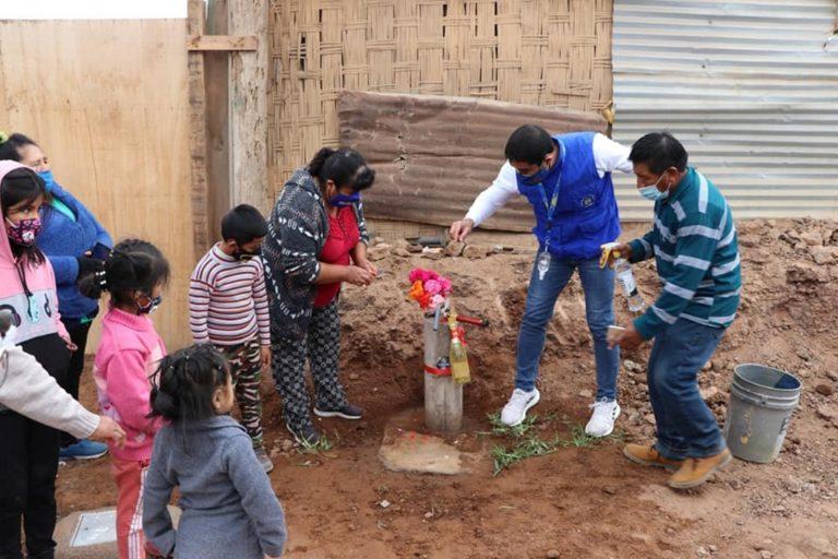 Inauguran pileta pública en la Asociación de Residentes Puneños