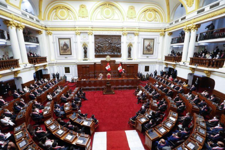 Presidente Castillo anuncia que presentará reforma constitucional para Asamblea Constituyente