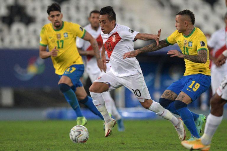 Perú perdió 1-0 ante Brasil y se quedó sin la final de la Copa América 2021