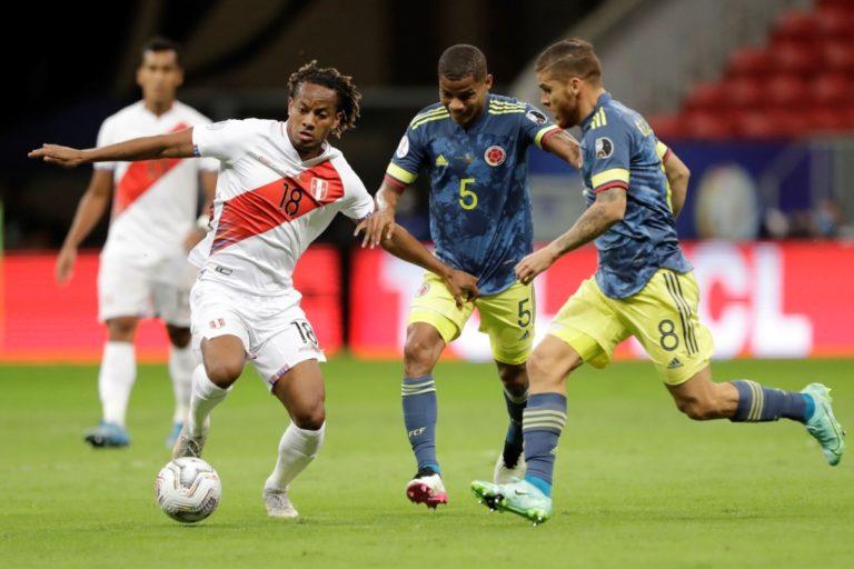 Copa América: En el último minuto, Perú pierde 2-3 con Colombia y queda en cuarto lugar