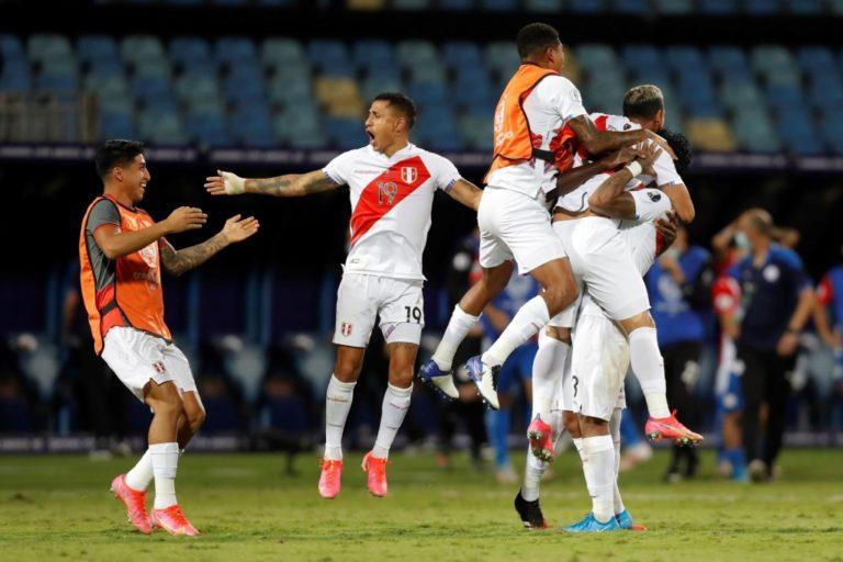 Los penales dan la clasificación a Perú a las semifinales de la Copa América