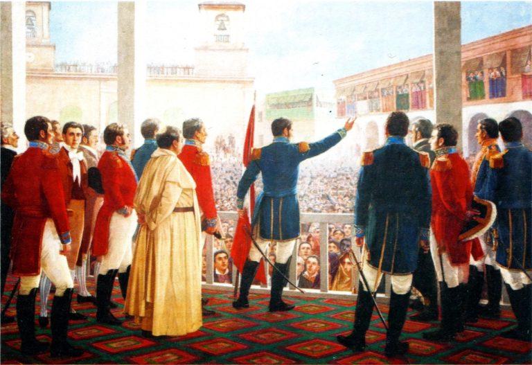 Reflexiones por el bicentenario de la independencia