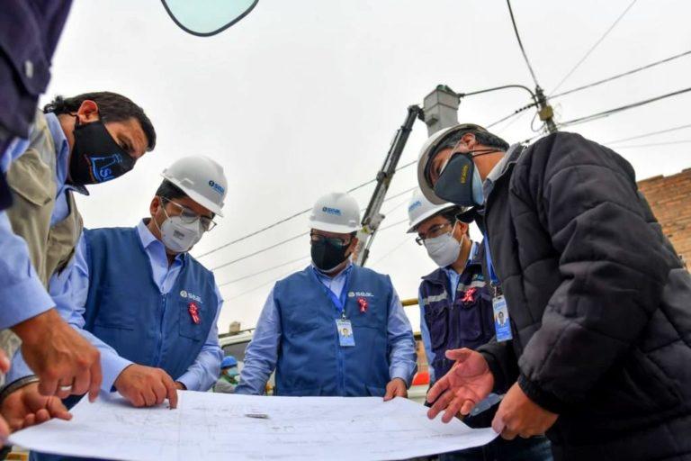 Matarani: SEAL instaló alumbrado público LED