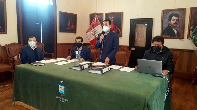 Realizan Subasta Pública de predios de la Municipalidad Provincial de Islay