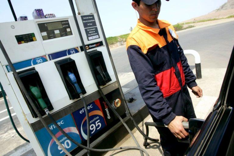 Precio del combustible se dispara en la región Arequipa