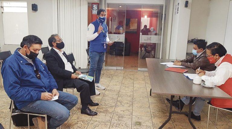 Alcalde Rivera solicitó apoyo al titular del Mincetur para impulsar turismo en Islay