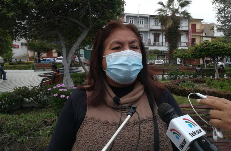 """Anabella Delgado: """"Descarto (por ahora) ser parte del escenario político de la provincia de Islay"""""""