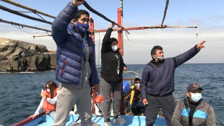 """Retoman reuniones para construcción de complejo pesquero en """"Barco Hundido"""""""