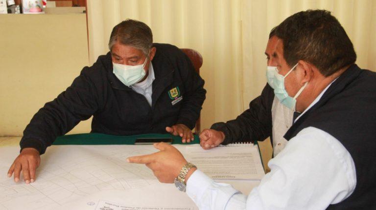 Visitarán predios rústicos en Cocachacra para formalización