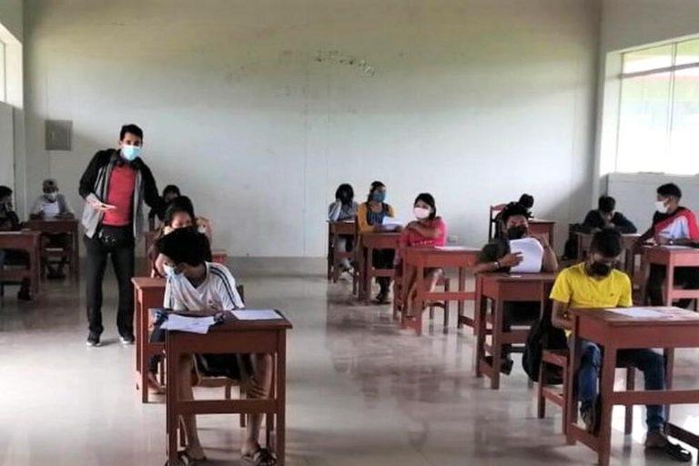 Covid-19: 31 estudiantes de La Unión dan positivo