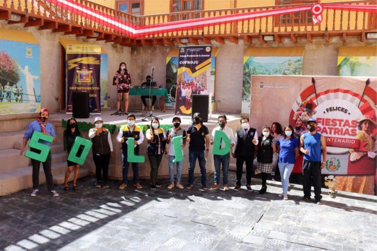 Se realizó III feria informativa 'Conociendo a la juventud moqueguana'