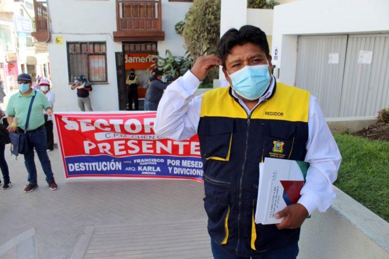 Programan sesión ordinaria de concejo de la MPMN en San Cristóbal