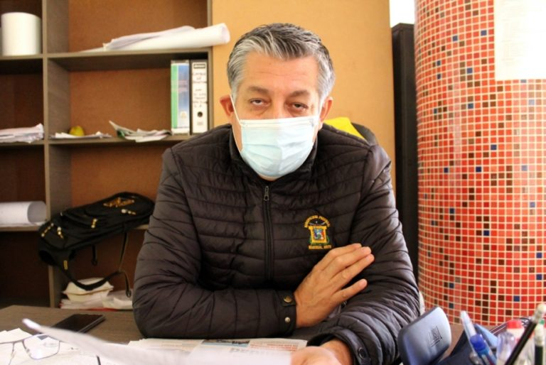 Terreno cedido para Compañía de Bomberos en Chen Chen será inscrito en Registros Públicos