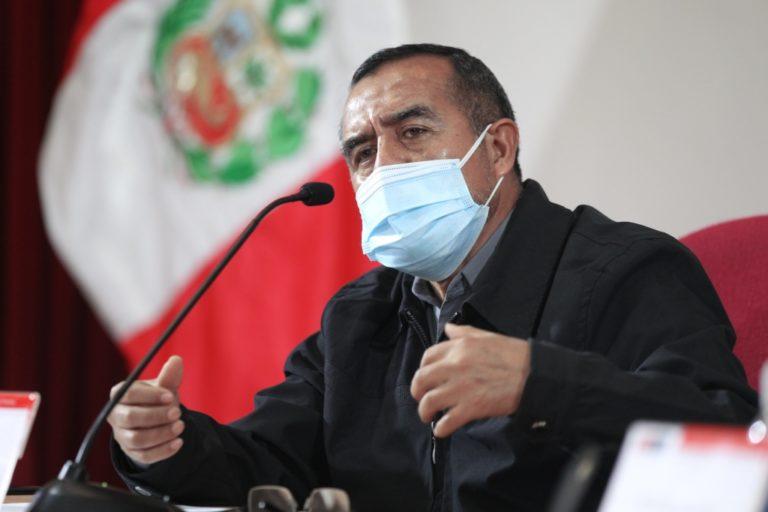 Iber Maraví aparece vinculado a acciones terroristas de Sendero Luminoso en atestados policiales