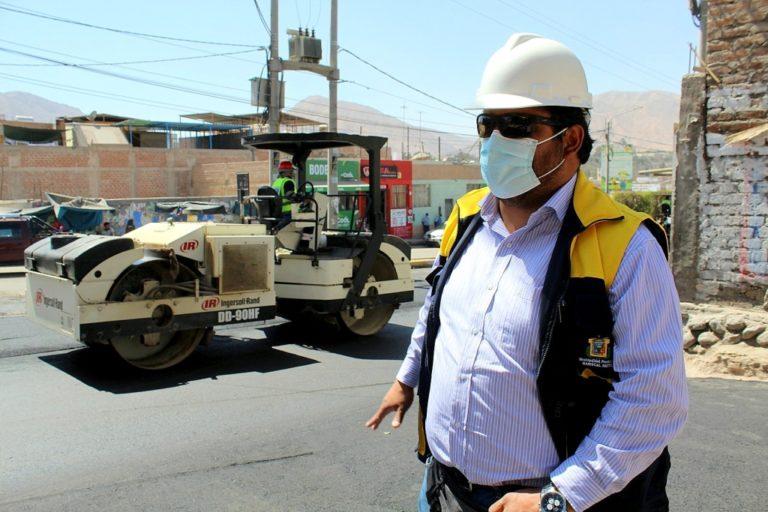 Presupuesto para ciclovía no proviene del municipio de Mariscal Nieto