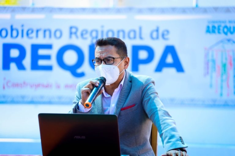 Se inyectó S/ 1,147 millones para reactivación económica de Arequipa
