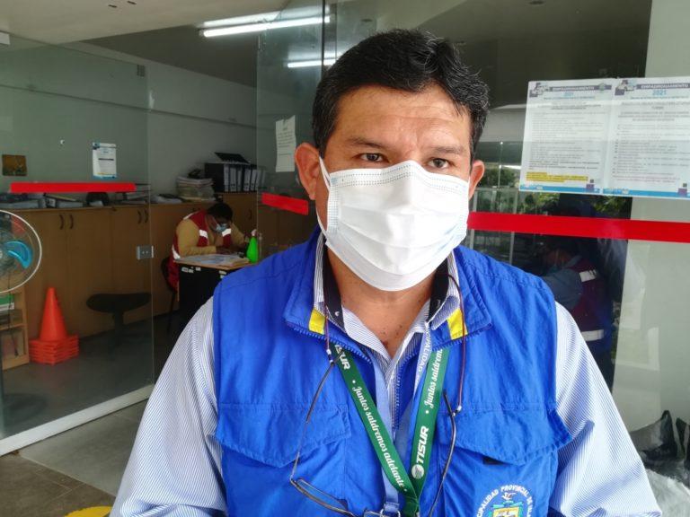 Mollendo: En 30 días instalarán señalización vertical en calle Iquitos