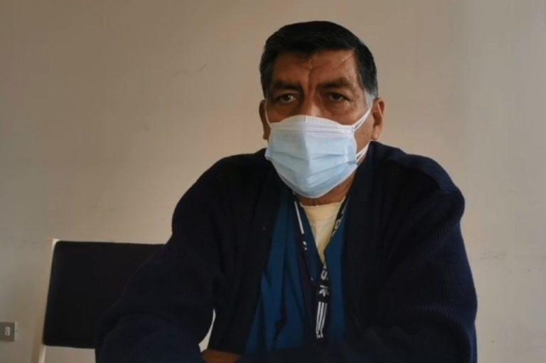 """Dr. Jorge Pinto: """"Hay precariedad en el Hospital del MINSA de Ilo"""""""