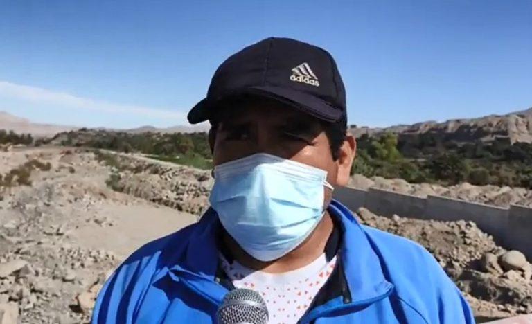 Moquegua: Denuncian trabajos antitécnicos en defensa ribereña