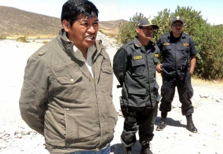 Puquina: Alcalde, funcionarios y proveedores son sentenciados a penas efectivas